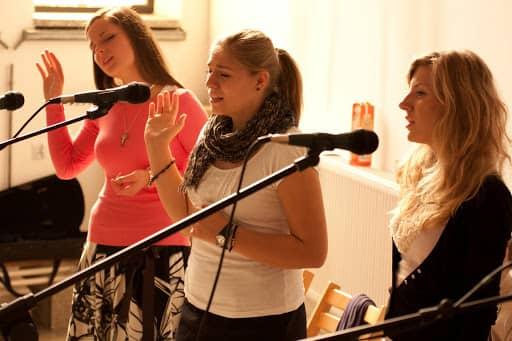 Wspólnota,  Wspólnota Jednego Ducha,  Warsztaty, Warsztaty Muzyczne, Gospel Rain, 2011.09.11