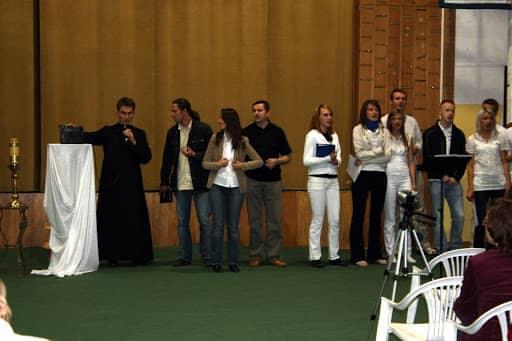 Wspólnota,  Wspólnota Jednego Ducha,  Wieczór Chwały,  2009.05.28
