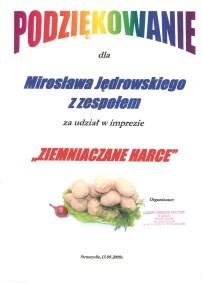 Ziemniaczane Harce Lubenia 2009