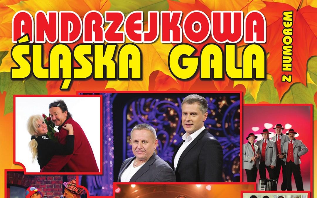 Andrzejkowa Śląska Gala Humoru 2017 rusza sprzedaż biletów!