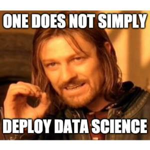 DevOps for Data Science – How to Operationalize Ideas to Create Real Value