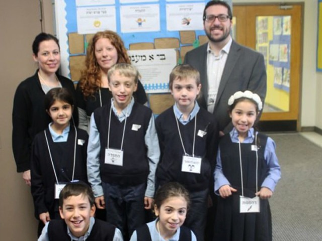 Hebrew Academy students encouraged to 'Be a Mensch'