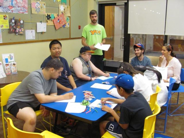Special needs campers to publish a book