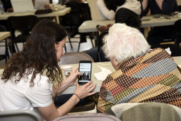 High-tech, low barriers: new study advances the digital future of Jewish learning