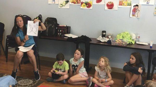 Kids say 'ken' to Hebrew day camp at Palo Alto JCC