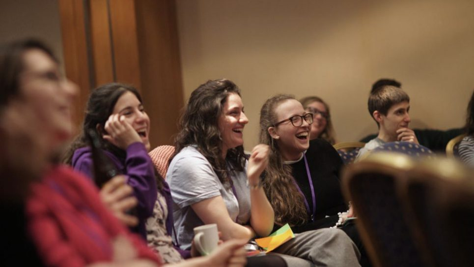 Becoming a Limmudnik! Jewish Learning as Global and Personal