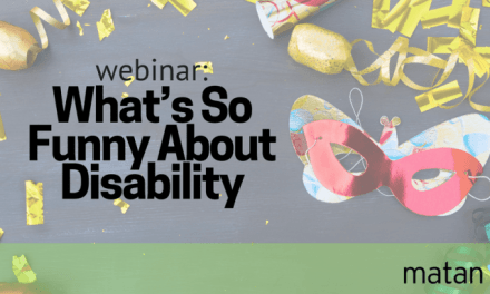 Jewish Disabilities Awareness & Inclusion Month
