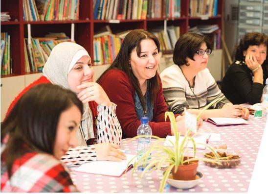 Advancing Tolerance in Jerusalem:  THE TEACHERS' ROOM