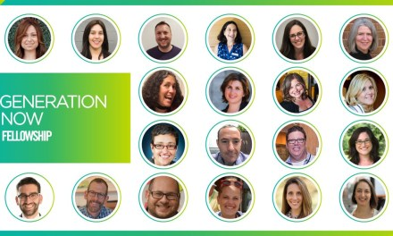 Generation Now Fellowship: Meet the First 20 Participants