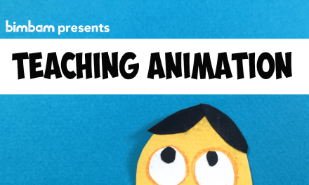 Learn to Teach with Animation