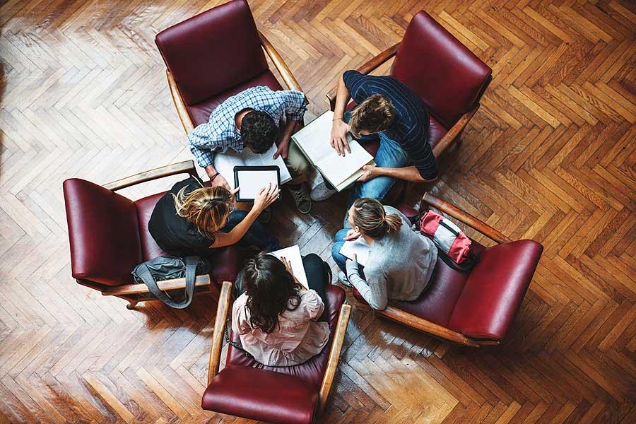 Networks: Spreading Ideas Peer to Peer