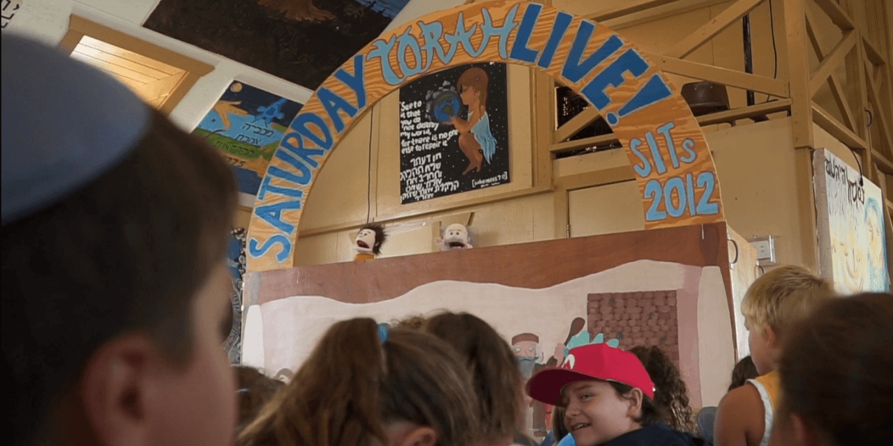 Hiddur: Reinvigorating Jewish Learning and Living at Camp