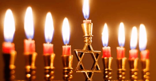 Chanukah + Re-dedication