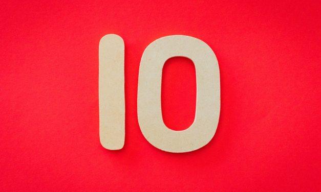 10 Commitments of Jewish Educators