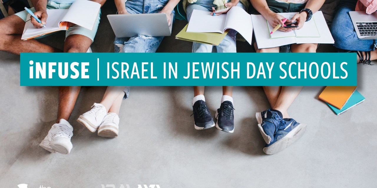 iNfuse Initiative Deepens Israel Education Across All Aspects of Jewish Day School Learning Experiences