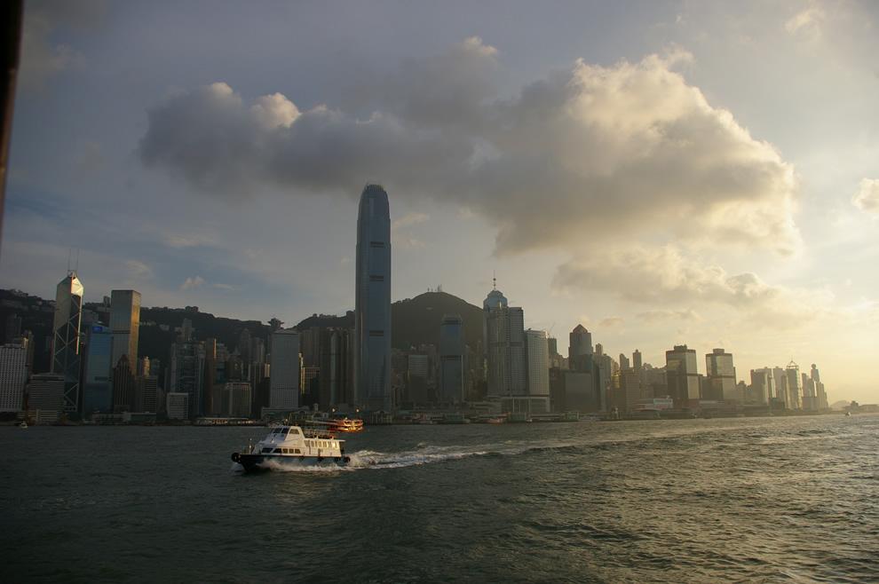 Hong-Kong - skyline