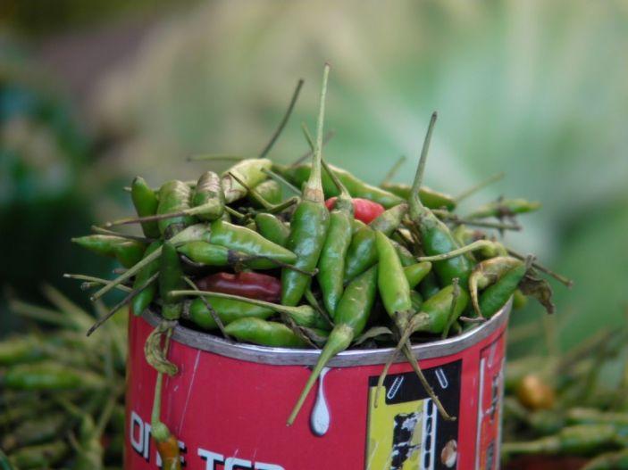 Niezbędny dodatek w każdej birmańskiej kuchni