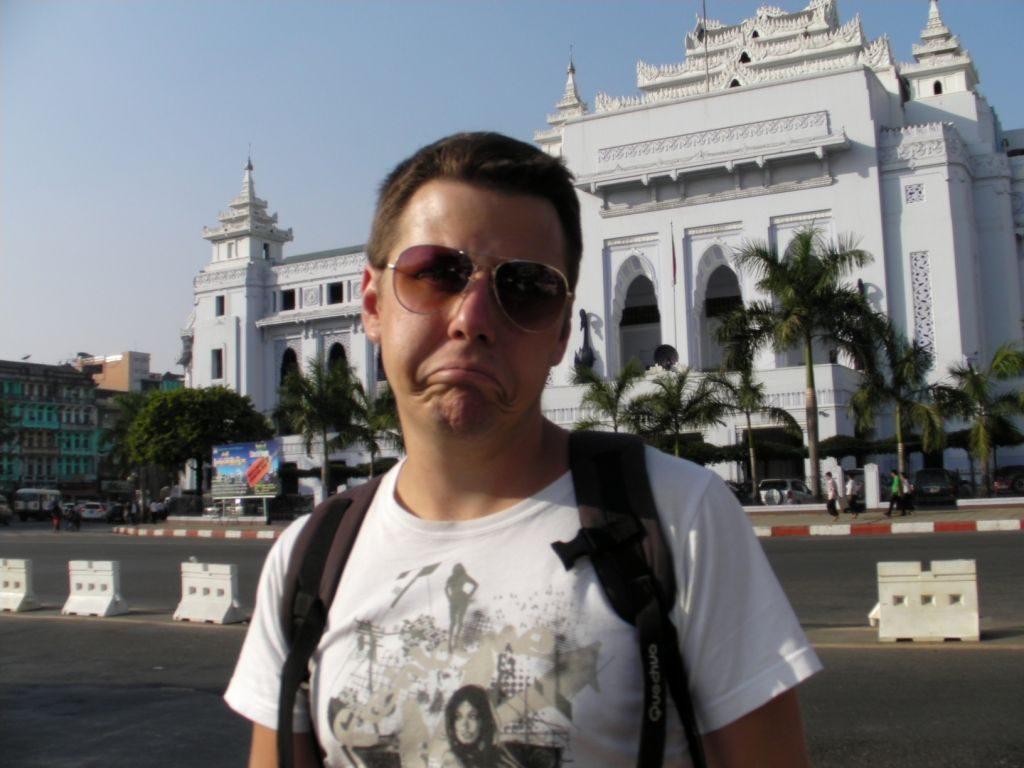 Piotr Brewczyński - Rangun