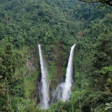 Laos - Tad Fane