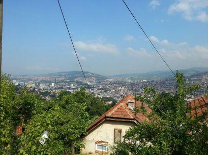 Sarajewo - panorama
