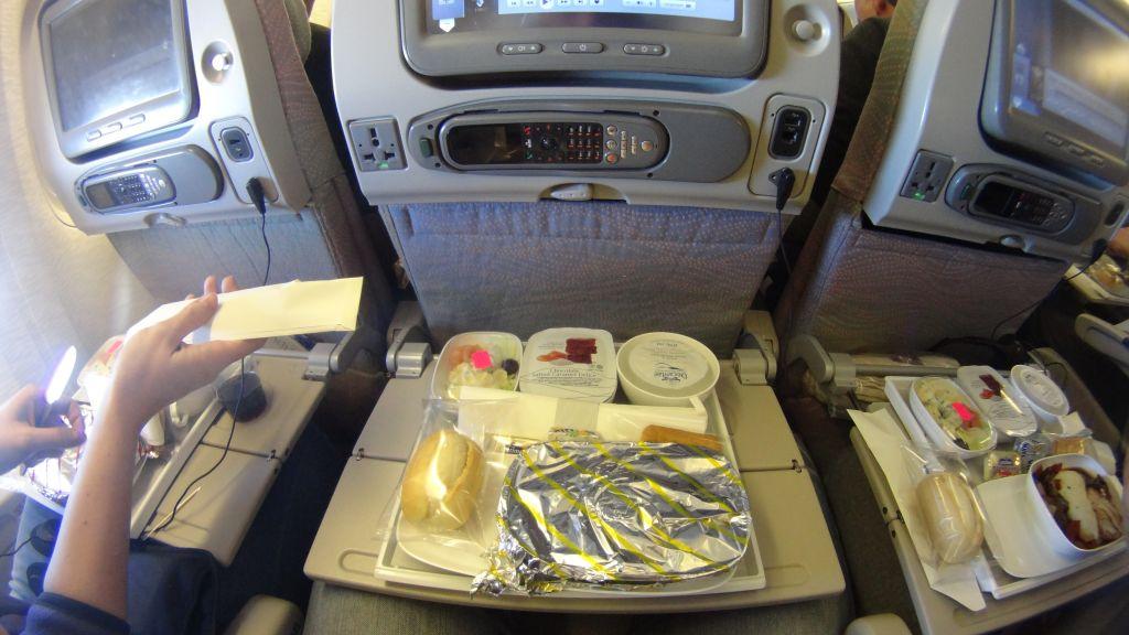 Na pokładzie Emirates