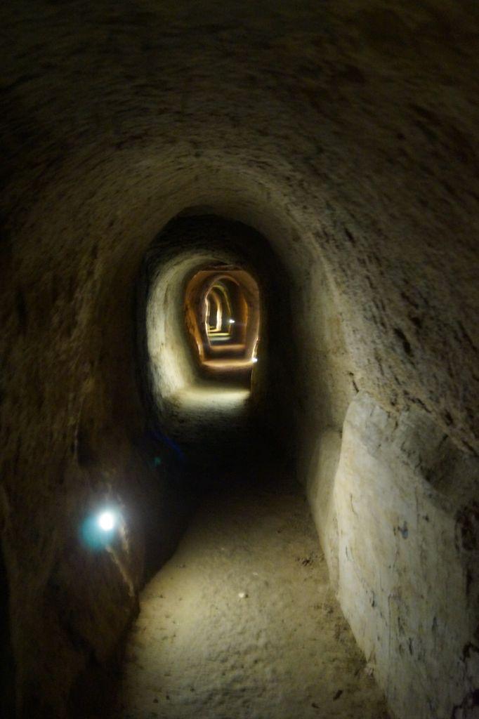 Podziemny zamek Zhangbi