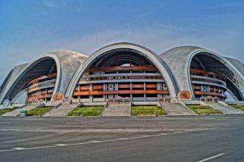 Pjongjang - Stadion Majowy