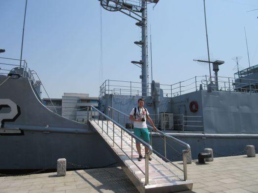 Pjongjang - USS Pueblo