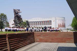 Pjongjang - wycieczka pod Muzeum Wojny Koreańskiej