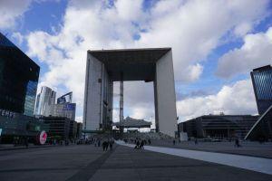 La Defense - Grand Arche