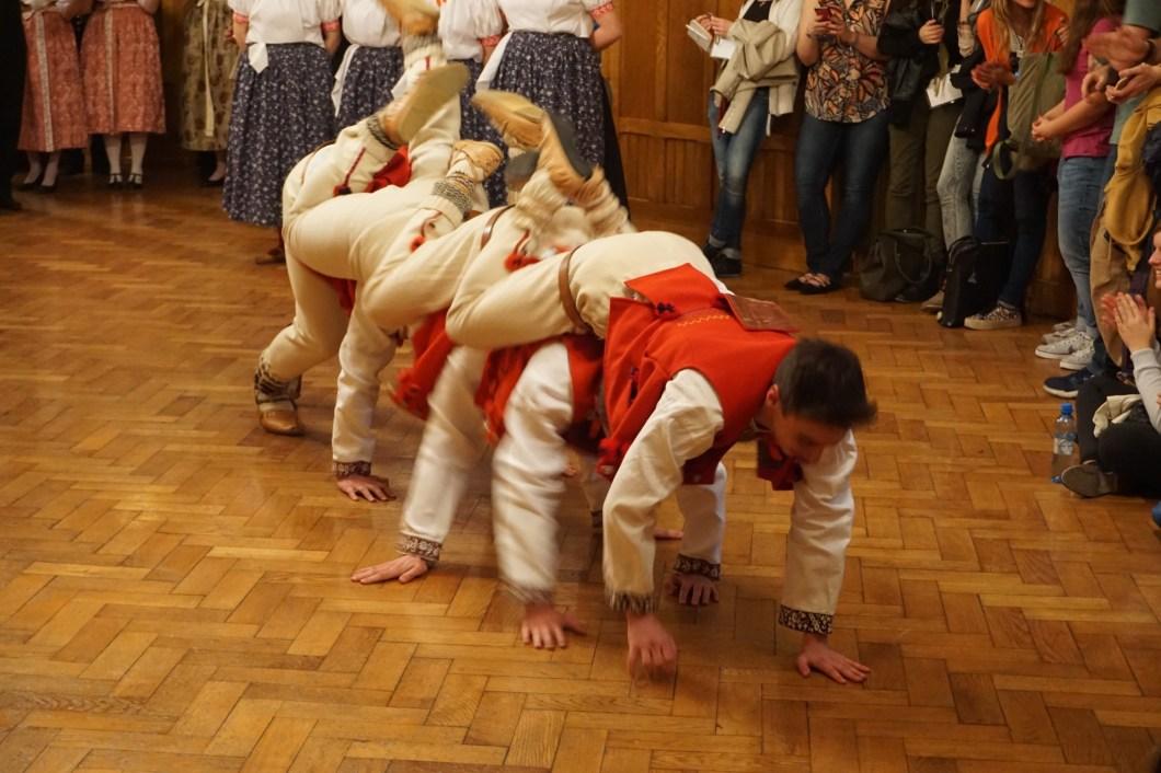 Cieszyn - taniec ludowy