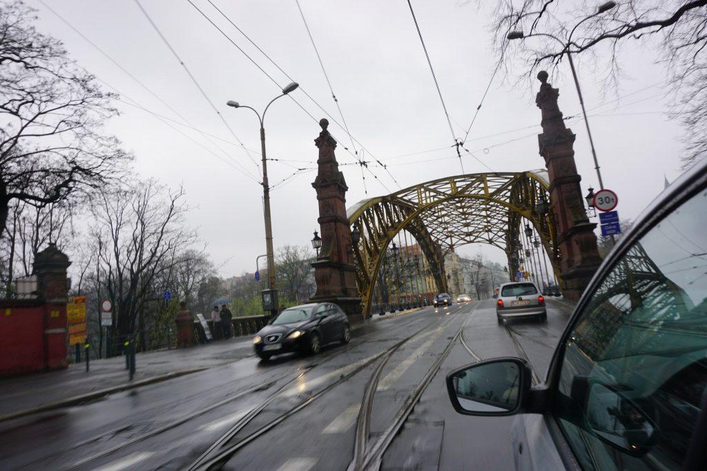 Wrocław - Most Zwierzyniecki