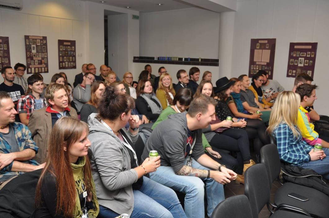 4. Ogólnopolskie spotkanie blogerów podróżniczych - wizyta w Książnicy Cieszyńskiej