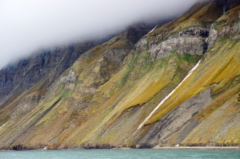 Svalbard - okolice Grumant