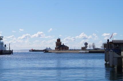 Helsinborg - latarnia morska