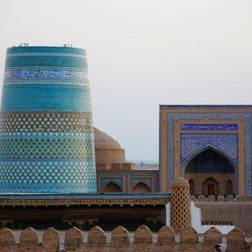 Uzbekistan - Chiva