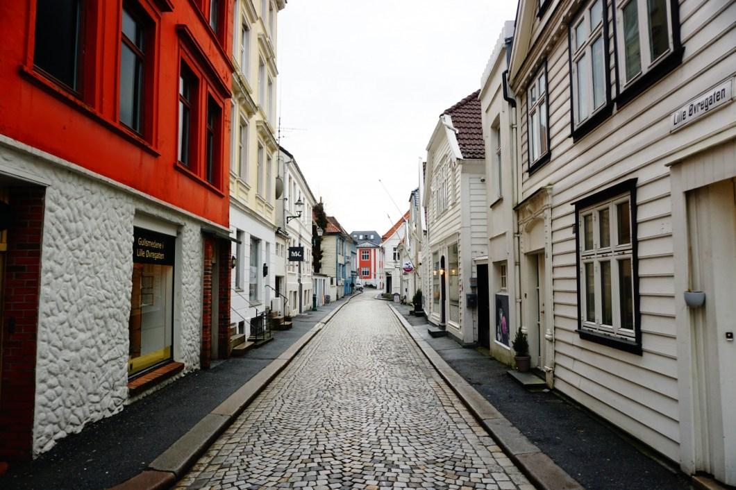 Bergen - architektura