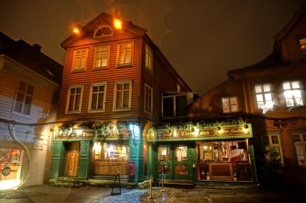 Bergen - pub