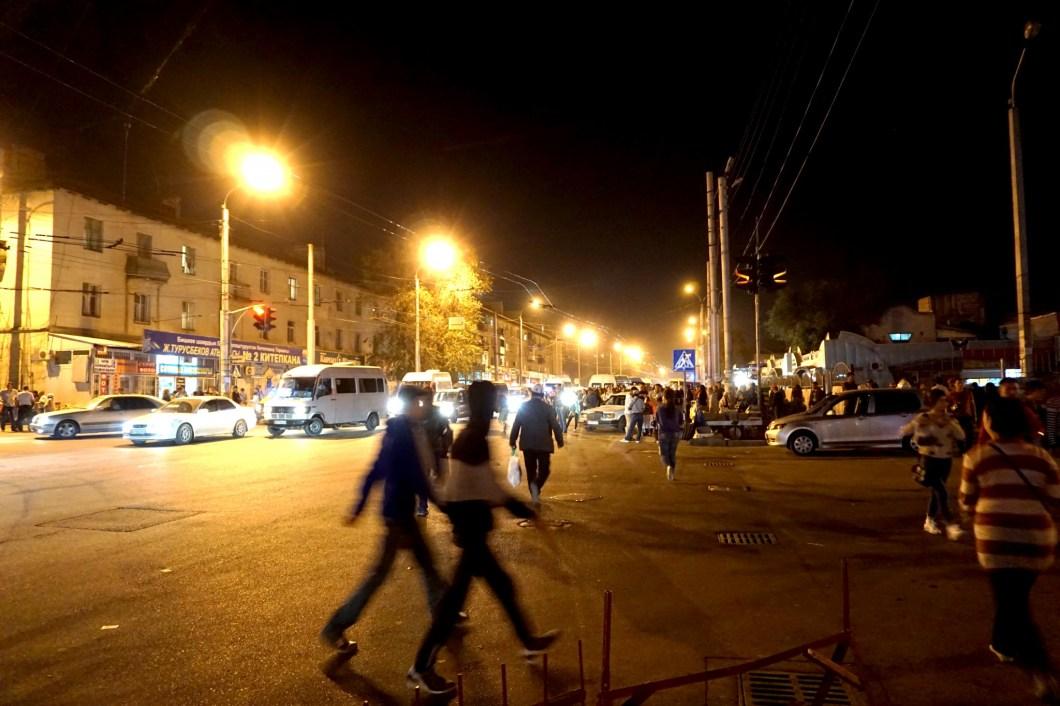 Biszkek - Osh Bazaar