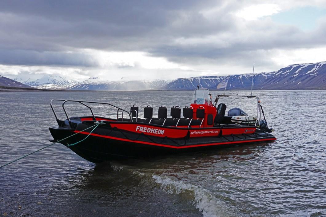 Svalbard - Zodiak