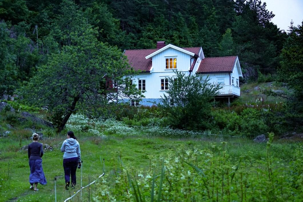 Norwegia z Nordtrip - hytte