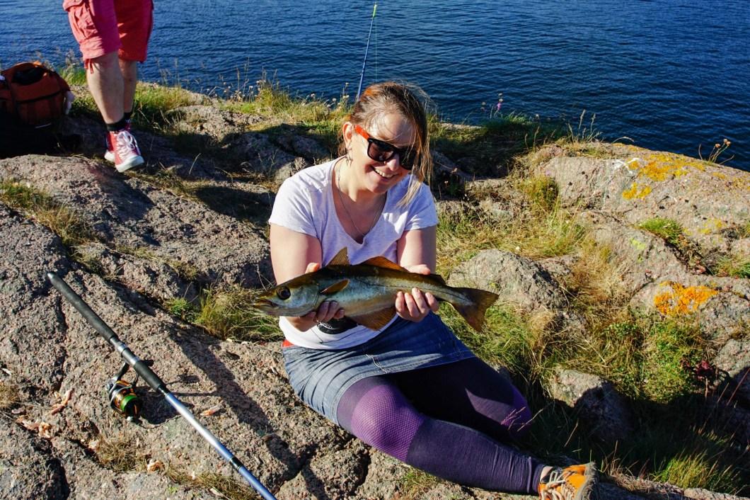 Norwegia z Nordtrip - ryby
