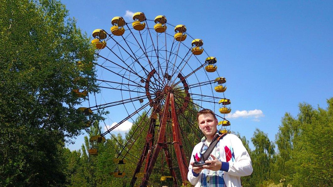 Czarnobyl - Diabelski młyn i Brewa