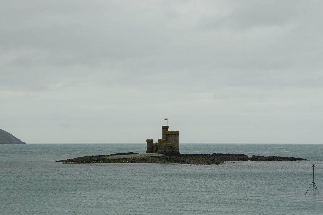 Wyspa Man - Douglas - Wieża Rozbitków