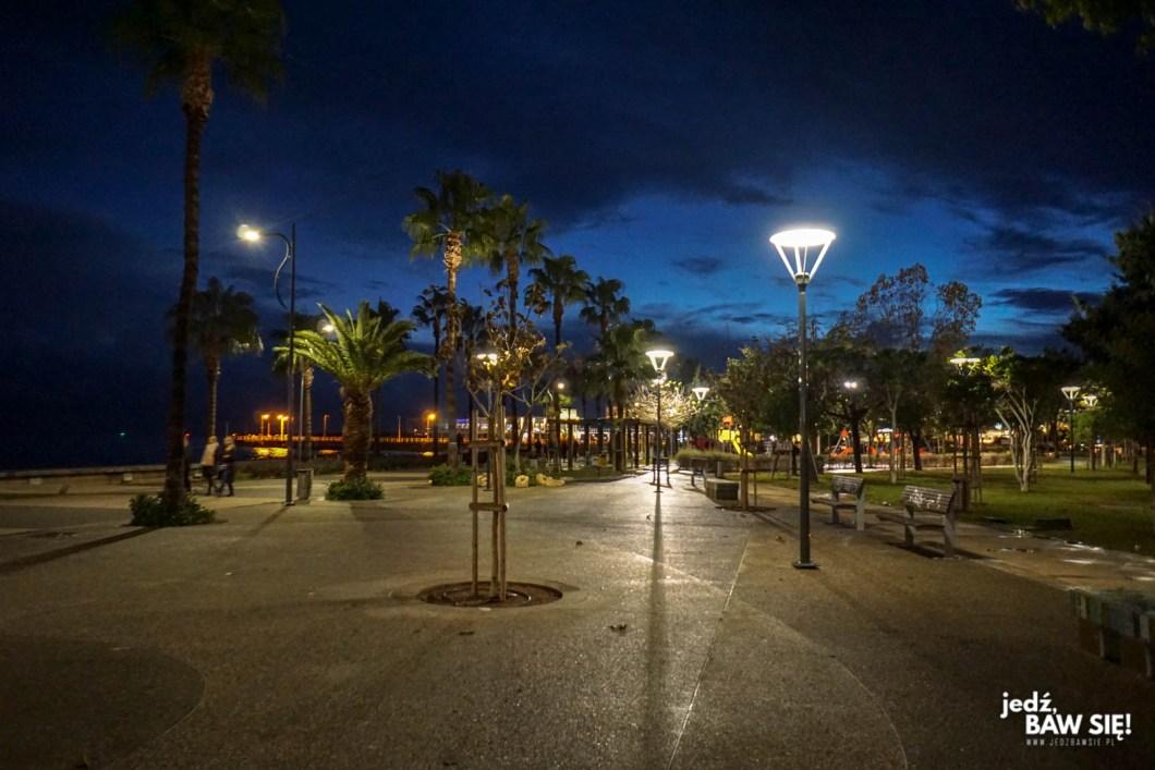 Limassol - promenada