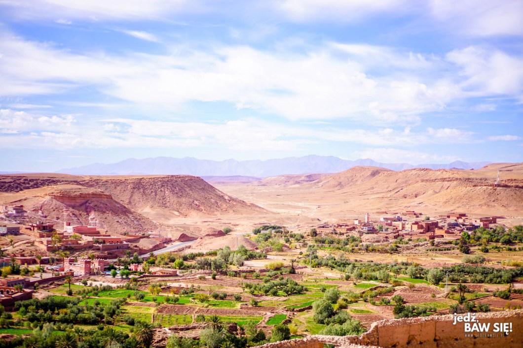 Z dronem za granicę - Maroko