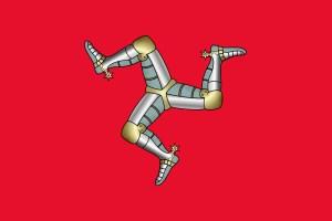 Flaga Wyspy Man
