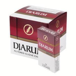 Papierosy Djarum (źródło: Famous Smoke)