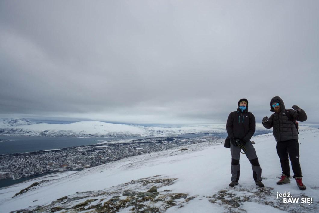 Co spakować zimą na północ - ubrania