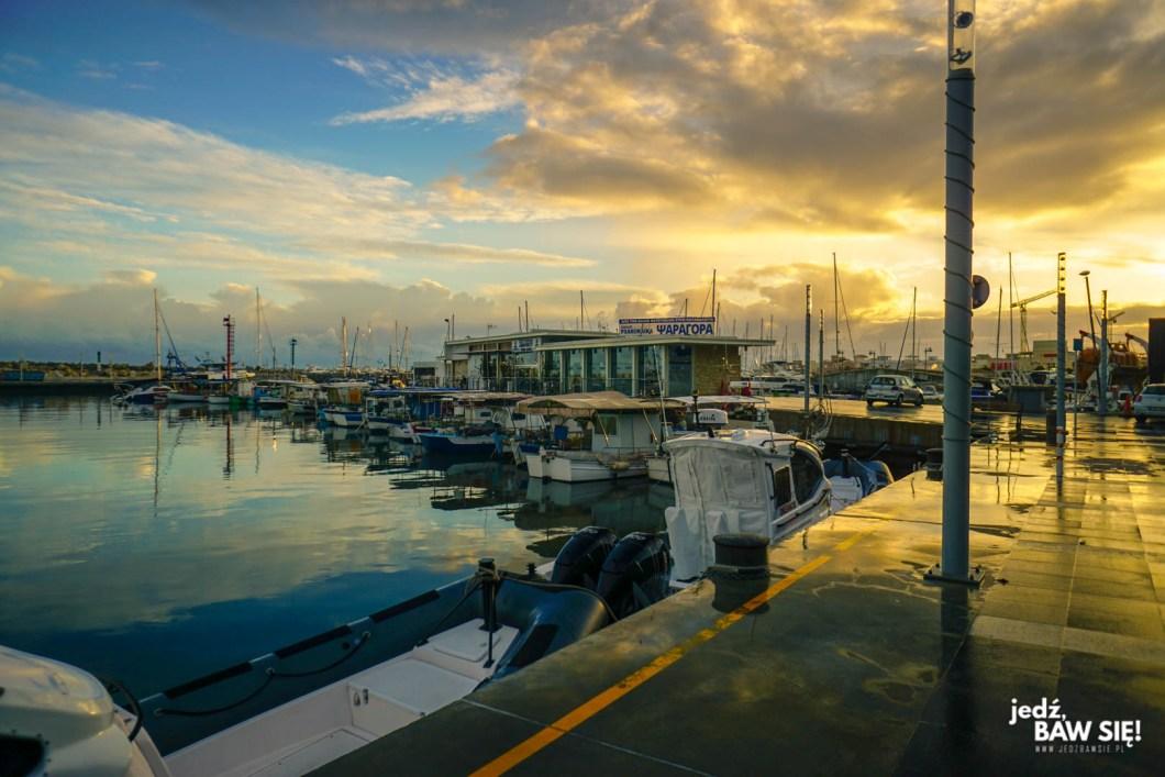 Limassol - port